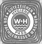 Logo Gütezeichen für Wäscherei und Textilreinigung Österreichs