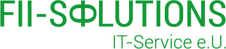 Logo FII-SOLUTIONS IT-Service e.U.