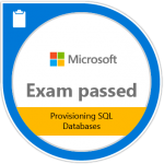 Badge Provisioning SQL Databases